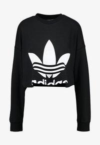 adidas Originals - CUT OUT  - Felpa - black - 4