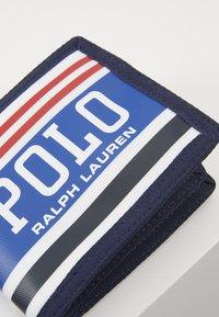 Polo Ralph Lauren - WALLET - Peněženka - red/white/navy - 2