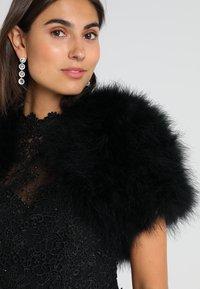 Luxuar Fashion - Mantella - schwarz - 5