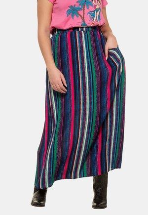Maxi skirt - multicolor