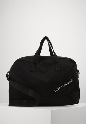 DUFFLE - Weekend bag - black