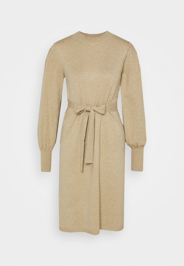 JOELINE HELENA DRESS - Jumper dress - cornstalk mel