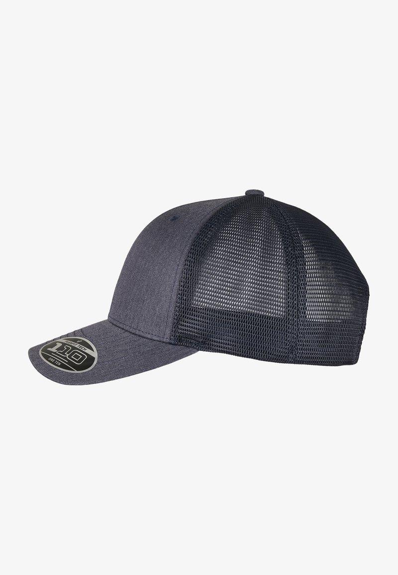 Flexfit - Kšiltovka - h.grey/navy