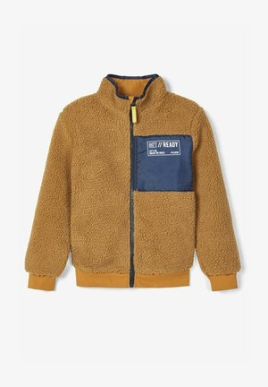 TEDDY - Fleece jacket - medal bronze