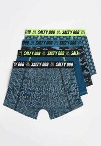 WE Fashion - 4 PACK - Pants - blue - 1