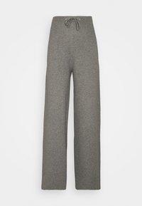 Esprit - Tracksuit bottoms - medium grey - 0