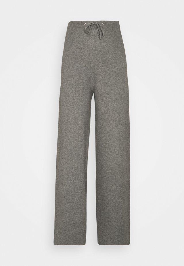 Pantaloni sportivi - medium grey