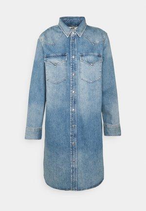 BLANCHE - Jeanskjole / cowboykjoler - denim blue
