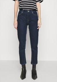 Ivy Copenhagen - LAVINA MOM - Relaxed fit jeans - denim blue - 0
