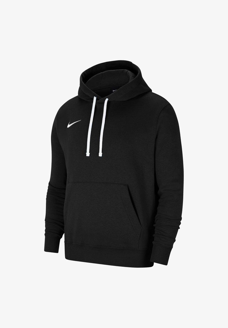Nike Performance - FUSSBALL - Hoodie - schwarzweiss
