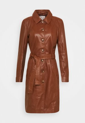 EINETTE - Trenchcoat - chocolate glaze
