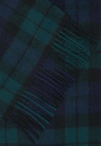 Barbour - NEW CHECK TARTAN SCARF - Scarf - navy - 3
