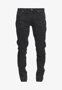 Zadig & Voltaire - DAVID PAINT - Slim fit jeans - noir - 4