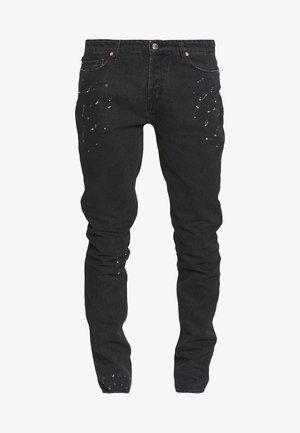 DAVID PAINT - Slim fit jeans - noir