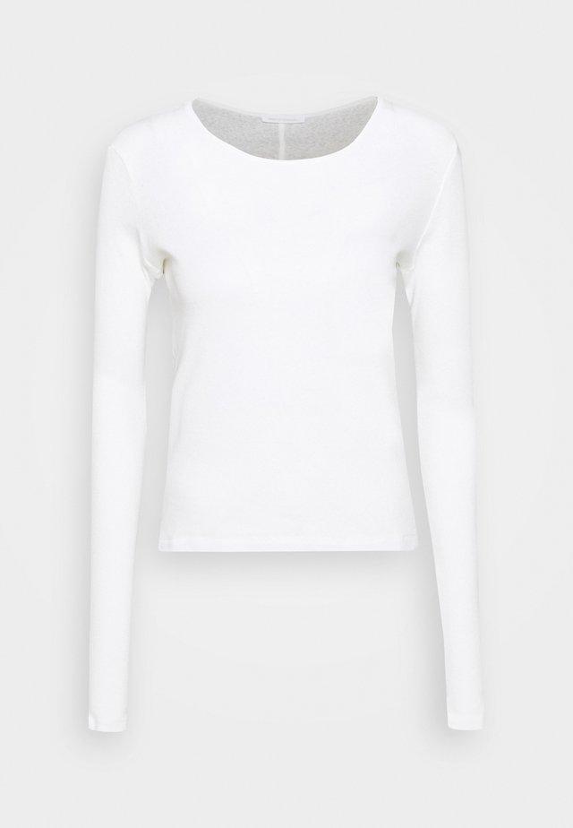 GABYSHOO - Pitkähihainen paita - blanc