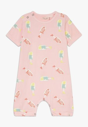 SHORTALL BABY ZGREEN - Overal - powder pink
