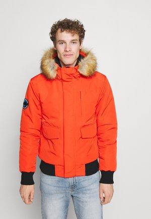 EVEREST - Winter jacket - bold orange