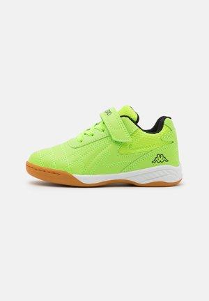 FURBO UNISEX - Sports shoes - green/black