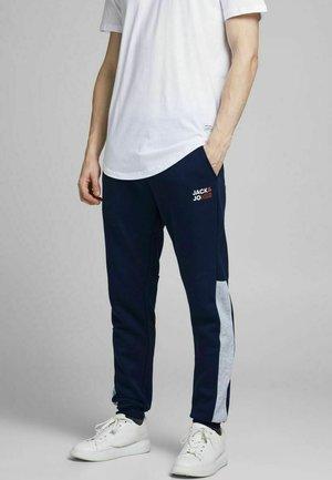 WILL JARID - Tracksuit bottoms - navy blazer