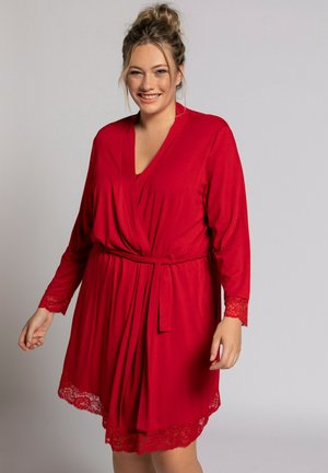 Dressing gown - rouge