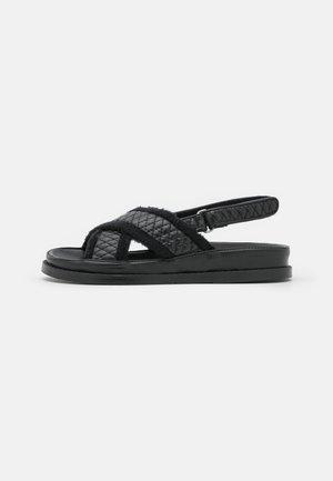 LOREEN - Sandaler - black