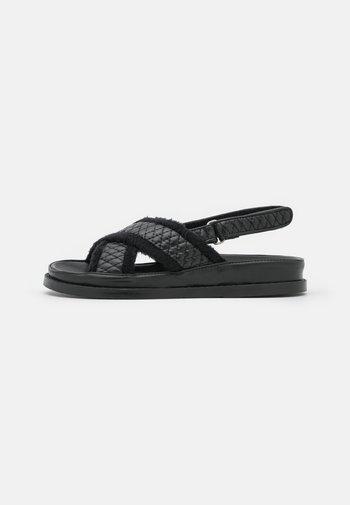 LOREEN - Sandals - black