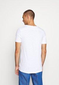 G-Star - ALKYNE SLIM  - T-shirt basic - white - 2