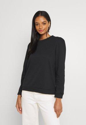 VIRUST - Sweatshirt - black