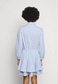 Steffen Schraut - BROOKE FANCY DRESS - Shirt dress - sky blue - 2