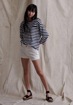 Szorty jeansowe - Denim Optic White