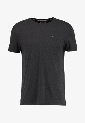 ORIGINAL TRIBLEND REGULAR FIT - Basic T-shirt - tommy black