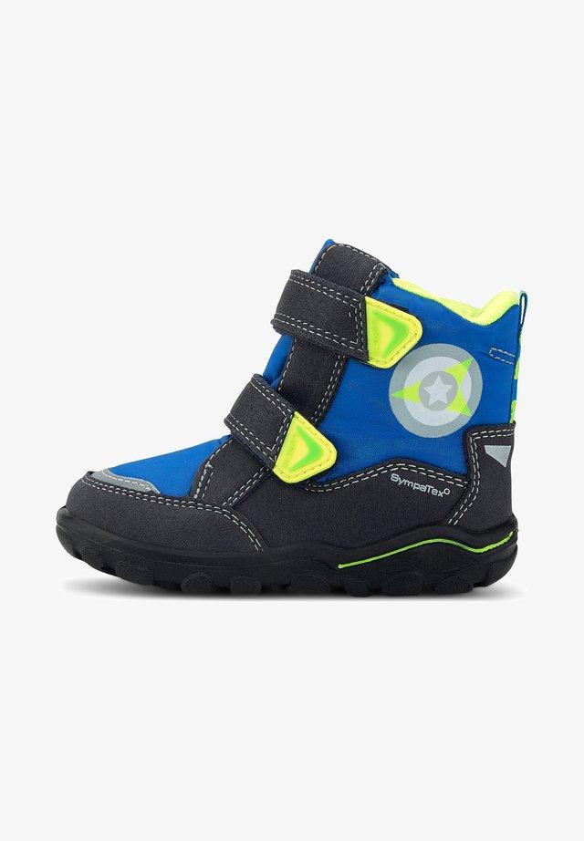 KIRO-SYMPATEX - Winter boots - blau