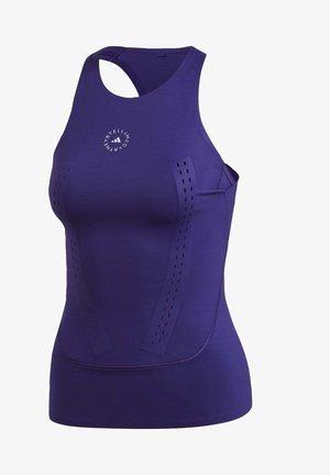 ADIDAS BY STELLA MCCARTNEY TRUEPURPOSE TANK TOP - Top - purple