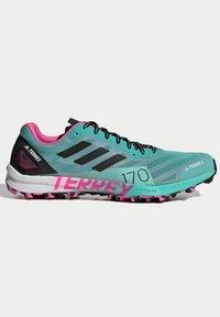 adidas Performance - TERREX SPEED PRO TRAIL RUNNING - Zapatillas de trail running - green - 2