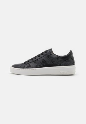 VERONA - Baskets basses - black/grey