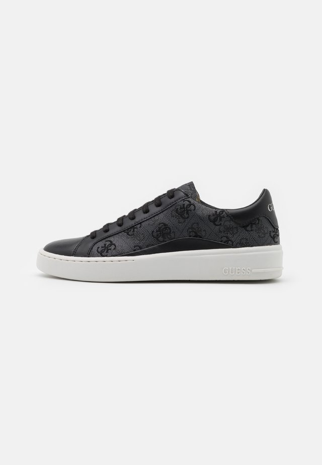 VERONA - Sneaker low - black/grey