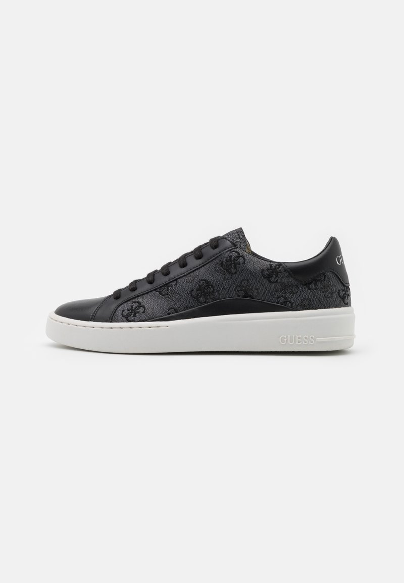 Guess - VERONA - Trainers - black/grey