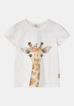ANNIELLE - Print T-shirt - white
