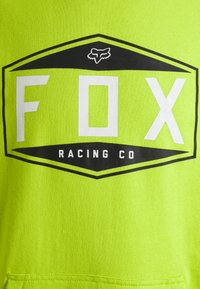 Fox Racing - EMBLEM RAGLAN - Sweatshirt - flo yellow - 2