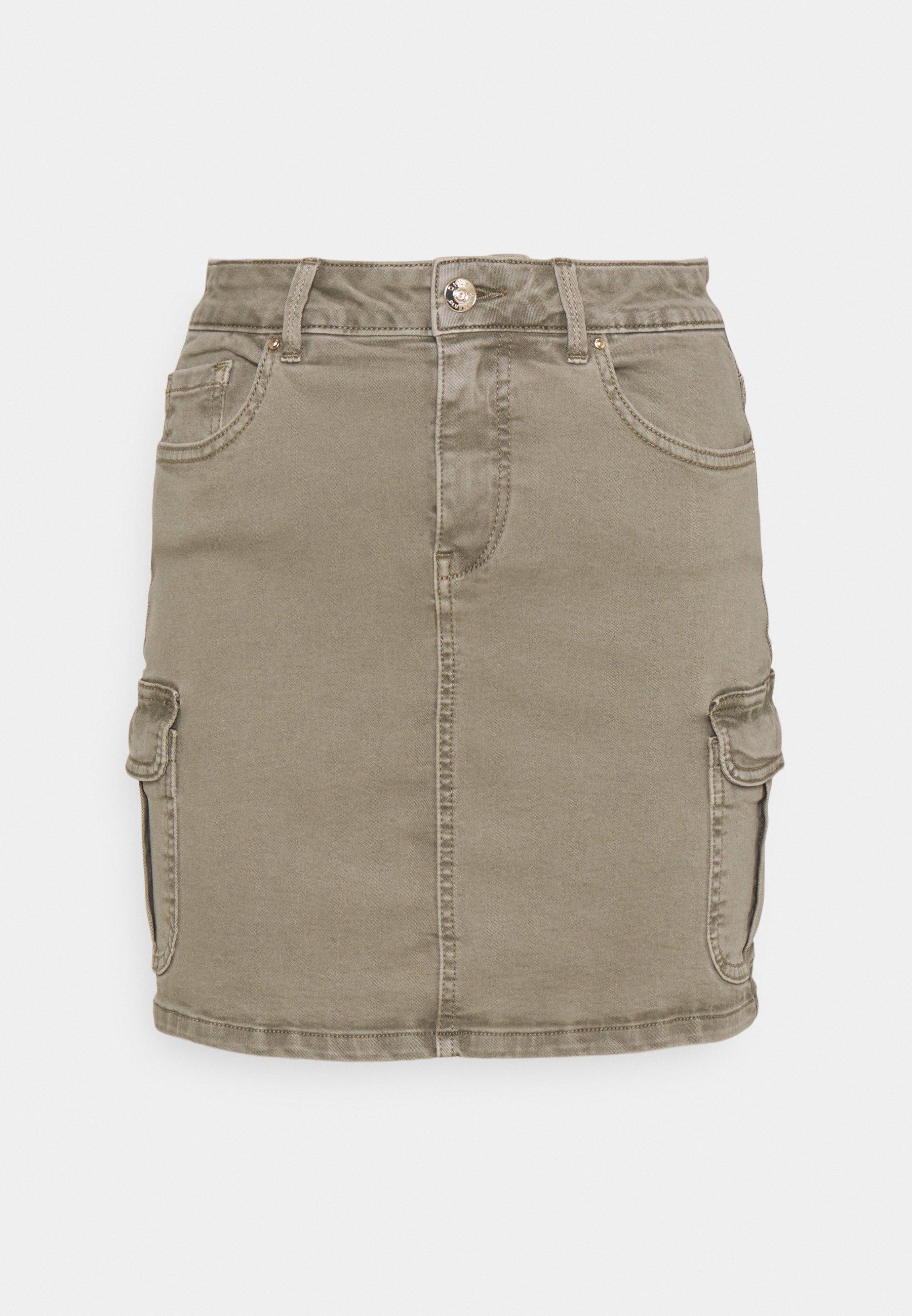 Mujer ONLMISSOURI LIFE SKIRT - Minifalda