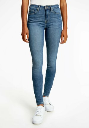 COMO MID RISE TH FLEX - Jeans Skinny Fit - izzy