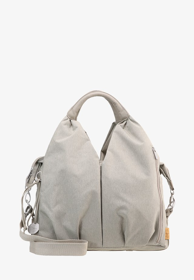 NECKLINE BAG ECOYA® - Baby changing bag - sand