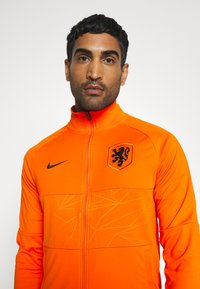 Nike Performance - NIEDERLANDE KNVB - National team wear - safety orange/black - 3
