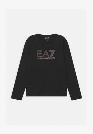 EA7  - Long sleeved top - black