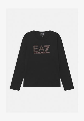 EA7  - Long sleeved top - black