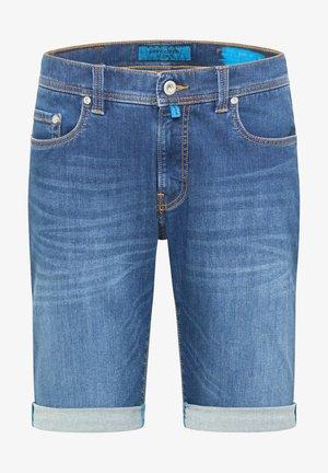 Szorty jeansowe - darkblue