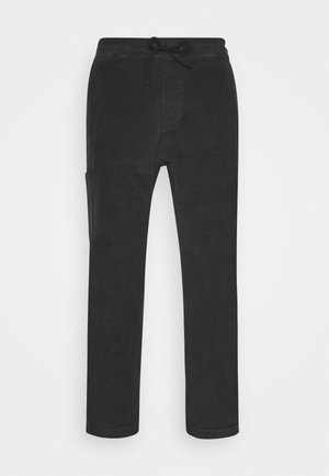 TAPER PULL ON II - Chinos - pirate black