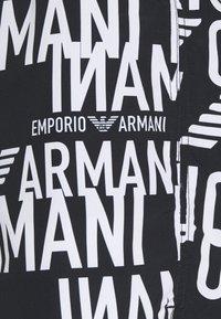 Emporio Armani - Swimming shorts - black - 2