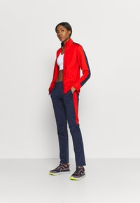ASICS - WOMAN SUIT - Tracksuit - real red - 1