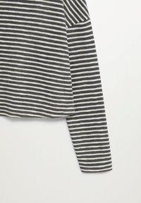 Violeta by Mango - GRESSY - Long sleeved top - grau - 6